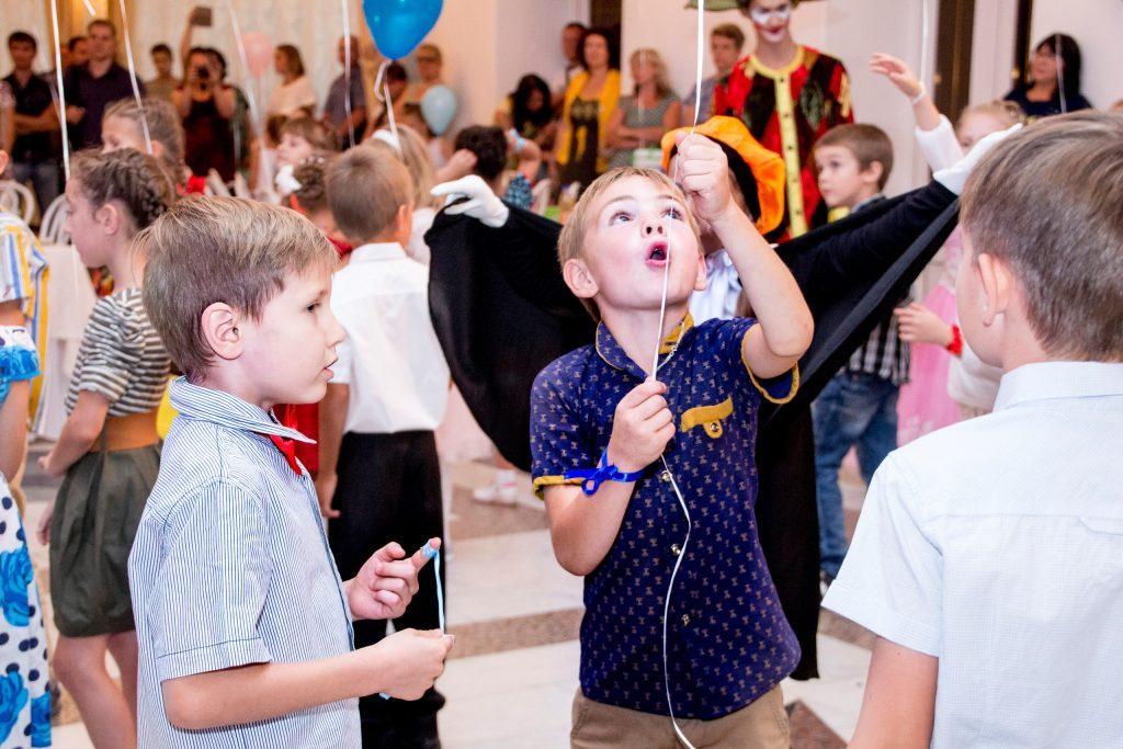 Детские праздники и авторские спектакли